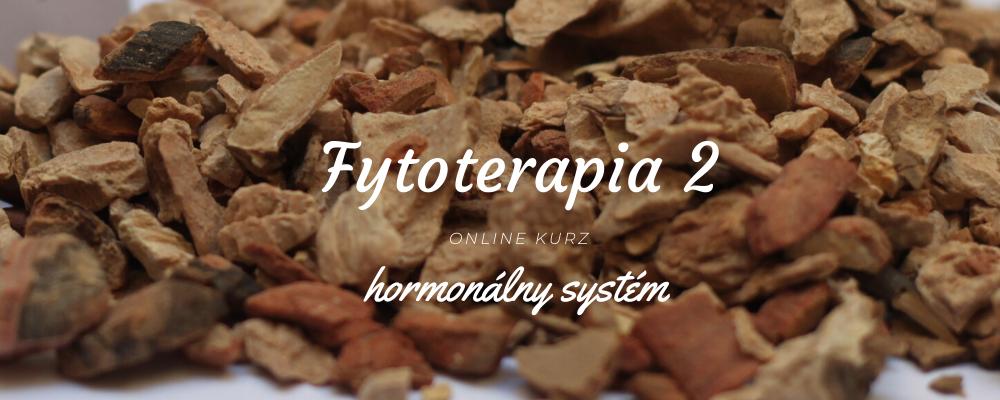 Fytoterapia II - hormonálny systém