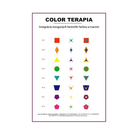 Color terapia - integrácia mozgových hemisfér
