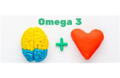 Omega 3 - kľúč k dlhovekosti