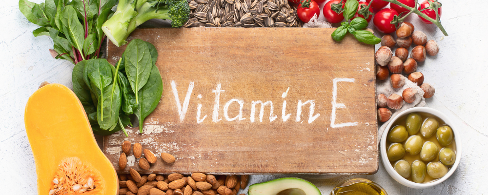 Omladnite s vitamínom E